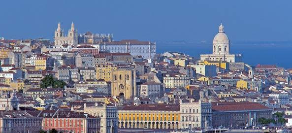 Blisko centrum Portugalia