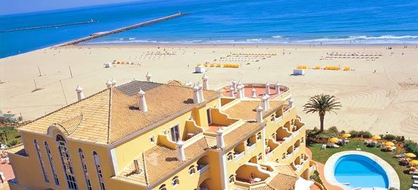 Blisko plaży Portugalia