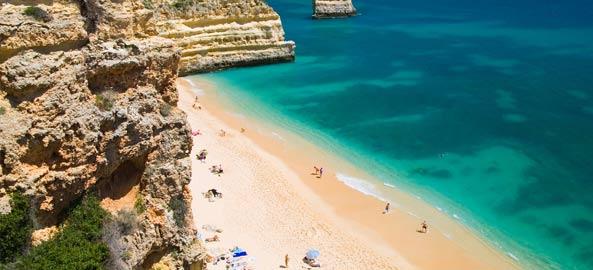 Wczasy nad morzem Portugalia