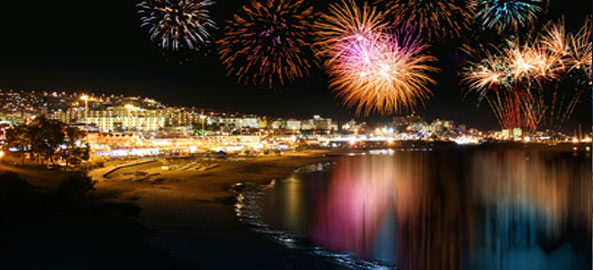 Sylwester w Portugalii, Nowy Rok na Maderze